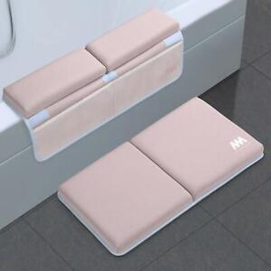 Mumba-Baby-Bath-Kneeler-Elbow-Rest-Kneeling-Pad-Cushion-Waterproof-Bathtub-Mat