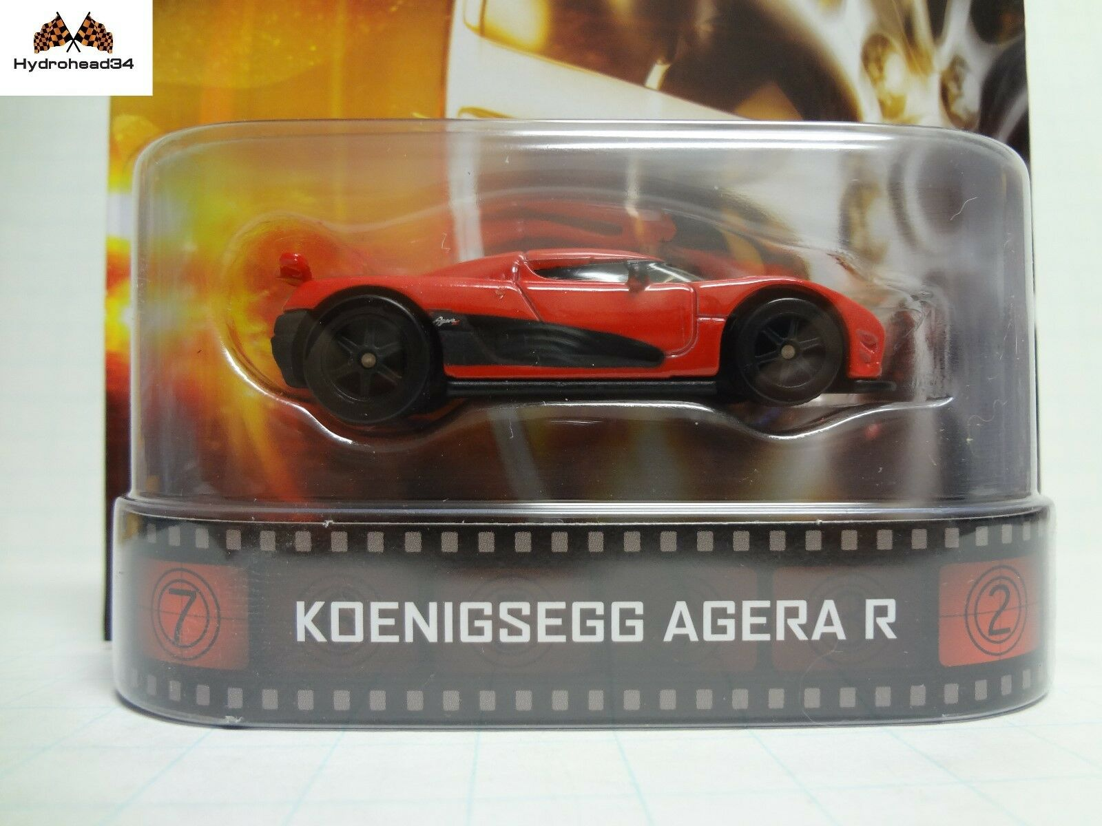Hot wheels - koenigsegg agera r - need for speed 1 64