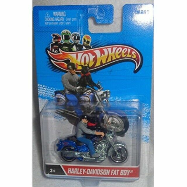 Hot Wheels Harley Davidson Heritage Softail Classic Motorcycle Diecast 1 18 For Sale Online Ebay
