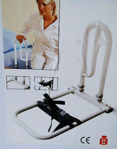 Bett-Aufstehhilfe-Betthalterung-Bettaufstehhilfe-Bettstuetze-neu