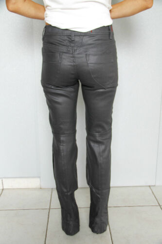 Heel 380€ Girbaud Prix Ciré Cuir Boutique M Taille Neuf Jeans Boot 36 f 26 nwYOqnCI