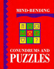 Mind-Bending Conundrums and Puzzles by Lagoon Books (Hardback, 1995)