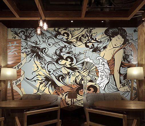 3D La Fata 2 Parete Murale Carta da parati immagine sfondo muro stampa