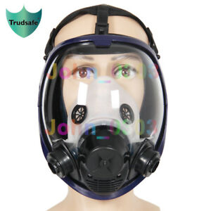Festive & Party Supplies Back To Search Resultshome & Garden Careful Full Face Mask For 6800 Gas Mask Full Face Facepiece Respirator For Painting Spraying Free Shipping