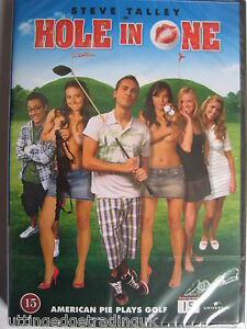 Hole-in-One-DVD-2011-NEW-SEALED-Region-2-PAL
