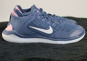 AH3457-402 DIFFUSED BLUE Running Shoes