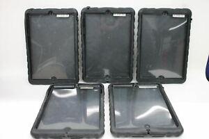 GUMDROP-irregolare-di-gomma-nera-resistente-agli-urti-protezione-per-5x-Ipad-Mini