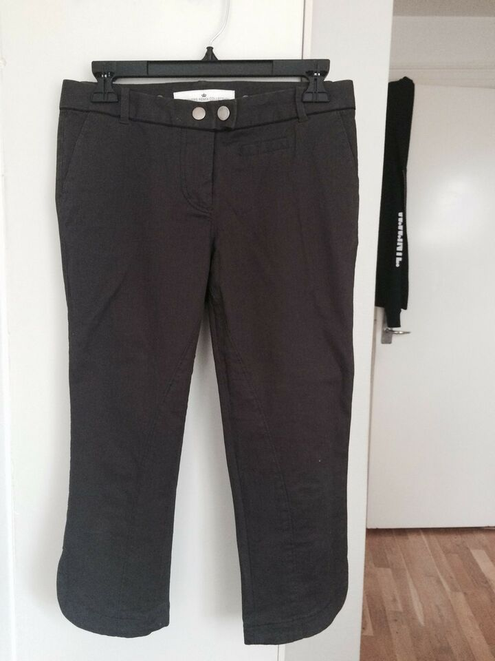 bukser med kort benlængde