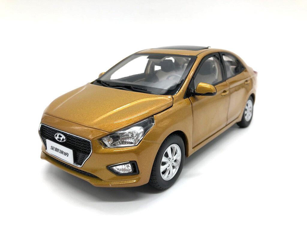 suministro de productos de calidad 1 18 Hyundai reina reina reina Diecast Modelo + Regalo  increíbles descuentos