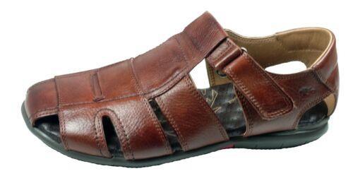 Hommes Marron Homme Fluchos Marron Cuir Sandales Ref Taille Taille Chaussures 9443 42 qEOWfTnnU