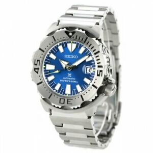 New-Seiko-Prospex-SBDC067-Diver-Blue-Monster-Japan-Worldwide-Warranty-ES-3