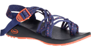 d4bd7c46ec5 Chaco ZX 3 Classic Festoon Blue Comfort Sandal Women s sizes 5-11 ...