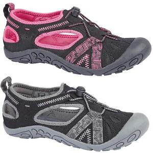 98978a0756809 Image is loading Ladies-Hiking-Sandals-Womens-Sports-Walking-Surfing-Summer-