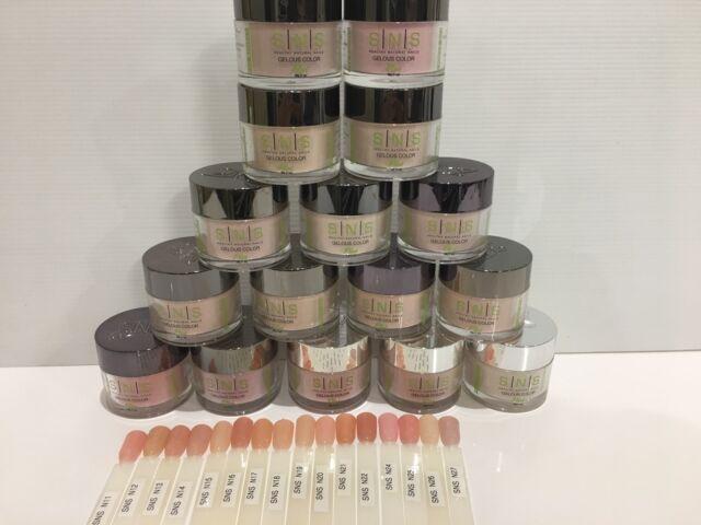SNS Nude N25 Prebonded Nail Color Dipping Powder SIGNATURE NAILS SYSTEMS F/POST