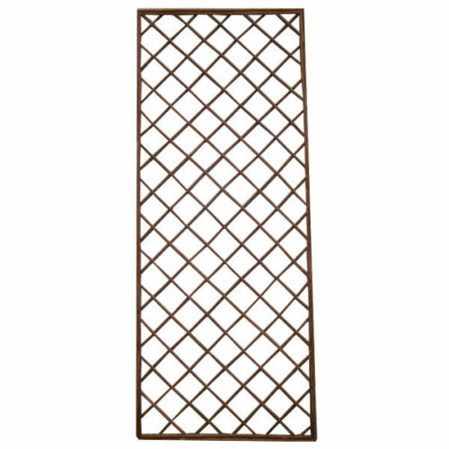 Terra Traditional Willow Trellis Panel 0.60m x 1.50m