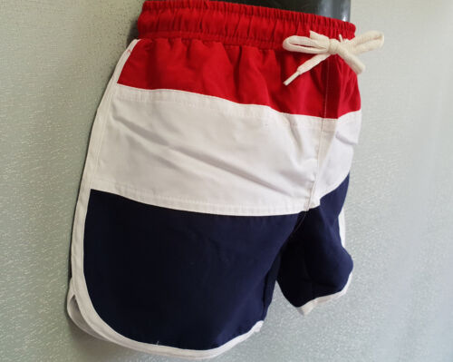 Pantaloncini Brand bagno Nautical Navy da 5 Sz White Boys Red Soda Bnwt znpSqUxXf
