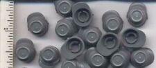 Star Wars LEGO x 20 Dark Bluish Gray Minifig, Headgear Cavalry Cap (Kepi) NEW