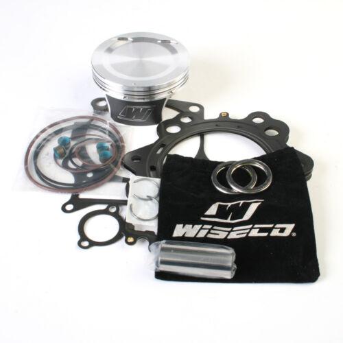 WISECO TOP END KIT Yamaha 07-13 YFM700 GRIZZLY 08-09 YXR700F RHINO PK1419
