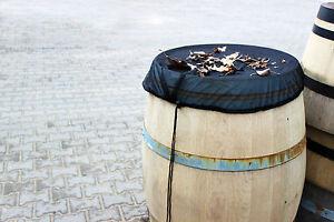 regentonne netz mit kordel wassertonne wasserfass regenfass deckel abdeckung neu ebay. Black Bedroom Furniture Sets. Home Design Ideas