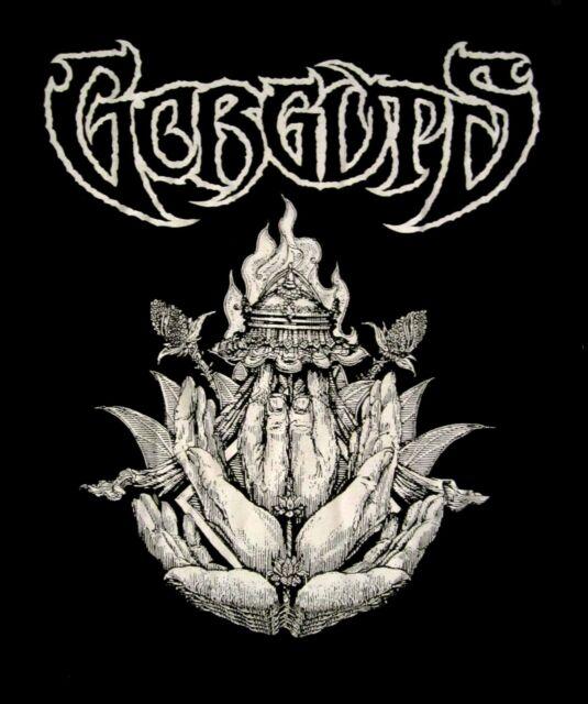 GORGUTS cd lgo MARYLAND DEATHFEST MMXIV Official SHIRT XXL 2X new