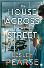 The House Across the Street by Pearse, Lesley Book The Cheap Fast Free Post