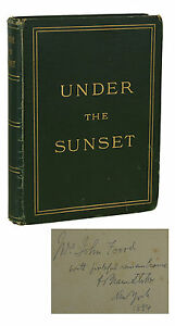 Under-the-Sunset-SIGNED-by-BRAM-STOKER-Second-Edition-1882-Dracula-Author