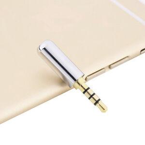 New-4-Pole-3-5mm-Male-Repair-Headphone-Jack-Plug-Metal-Alloy-Audio-Soldering-MR