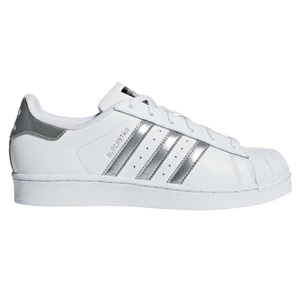 Adidas SUPERESTRELLA AQ3091 blancoo Plata Plata Plata mod. AQ3091  a la venta
