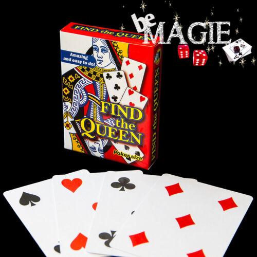 Trouvez la Reine - Find the Queen - Tour de magie