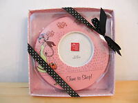 "Russ Ladies Cosmopolitan ""time To Shop"" 3x3 Circular Photo Frame"