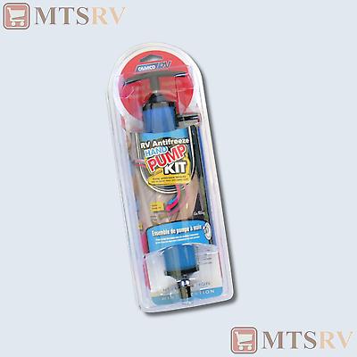 Camco Rv Antifreeze Hand Pump Kit Water Line Tank Winterization 36003 New Ebay
