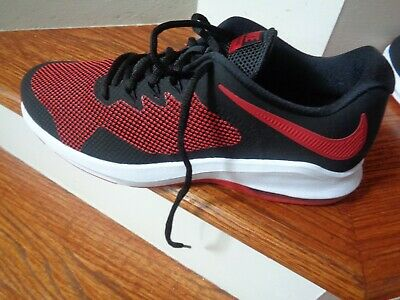 Men's Nike Nike Air Max Alpha Trainer Red Black AA7060 003 Running Shoes AA7060 003