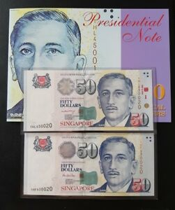 Transition-Of-BCCS-TO-MAS-Identical-Number-Set-Commemorative-Note-UNC