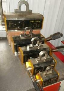 -AIMANT / MAGNET / PINCE MAGNETIQUE/ CLAMP Canada Preview