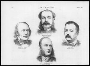 1874-Antique-Print-PEOPLE-VICTOR-HUGO-NINO-BIXIO-PROFESSOR-AGASSIZ-047