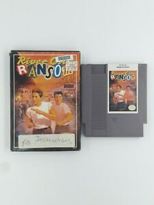 River-City-Ransom-w-Box-NES-Game-Authentic-Original-Cleaned-Tested-Nintendo