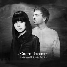 Olafur/Ott, Alice Sara Arnalds-the Chopin PROJECT CD NUOVO