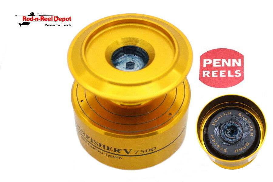 PENN REEL SPOOL ASSEMBLY  0477500SSV 1277177 7500SSV