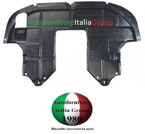 CARTER RIPARO PROTEZIONE MOTORE CENT INF ALFA ROMEO 147 04/>10 BZ 2004/>2010