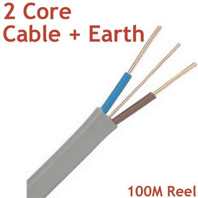 Prysmian 6242Y Twin and Earth cable 2.5mm 100M
