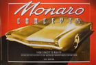Monaro Concepts: From Concept to Reality by Eric Norton (Hardback, 2013)