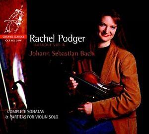 Rachel-Podger-Bach-Complete-Sonatas-and-Partitas-for-Violin-Solo-CD