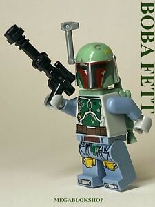LEGO STAR WARS ALIEN BOUNTY HUNTER THE MANDALORIAN FETT HENCHMAN 100/%LEGO NEW