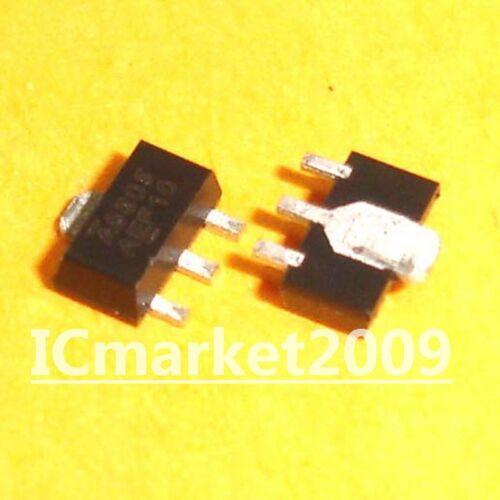 10 Pièces ame 8805 aeftz SOT-89 AME8805AEF AME8805 A8805 600 mA CMOS LDO