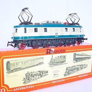 Rivarossi-HO-1-87-DB-BR-118-Deutsche-Bundesbahn-Pop-Art-ELECTRIC-LOCOMOTIVE-MIB