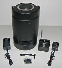 ✔NXG Wireless Indoor/Outdoor Portable Speaker System!BATTERIES INCL,PC/MP3/iPod