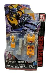 Transformers: Generations Power of the Primes ALPHA TRION Landmine Prime Master