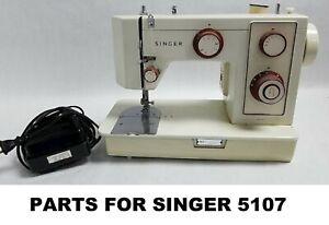 Original Singer 5107 Sewing Machine Replacement Repair Parts