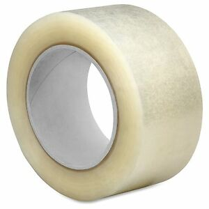 Sparco-2-5mil-Hot-melt-Sealing-Tape-2-034-Width-X-110-Yd-Length-Long-spr74952