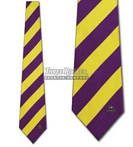 Image is loading Vikings-Ties-Minnesota-Vikings-Necktie-Mens-Officially- Licensed- 379dd7f4b